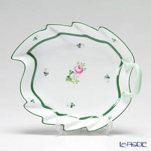ヘレンド(Herend) ウィーンのバラ 00200-0-00/200 リーフディッシュ 23cm 皿|le-noble