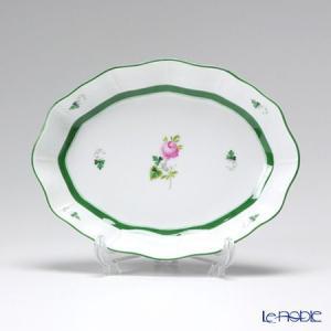 ヘレンド(Herend) ウィーンのバラ 00213-0-00 ファンシーディッシュ 19.5cm 皿|le-noble