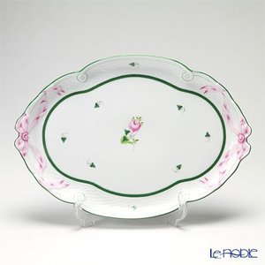 ヘレンド(Herend) ウィーンのバラ 00400-0-00/400 パーティートレイ 38cm 皿|le-noble