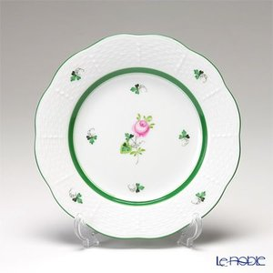 ヘレンド(Herend) ウィーンのバラ 00516-0-00/516 プレート 16cm 皿|le-noble