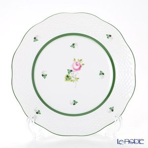ヘレンド(Herend) ウィーンのバラ 00519-0-00/519 プレート 21cm 皿|le-noble