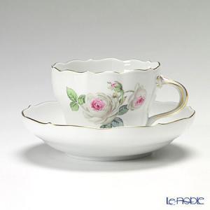マイセン ホワイトローズ 029510/00582 コーヒー...