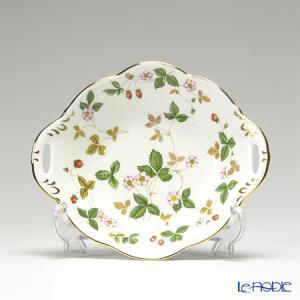 ウェッジウッド(Wedgwood) ワイルドストロベリー ウィンザートレイ S 19cm 皿|le-noble