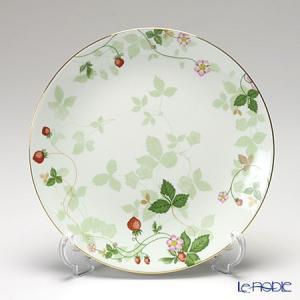 ウェッジウッド(Wedgwood) ワイルドストロベリー パステル クーププレート 20cm(グリーン) 皿|le-noble