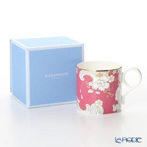ウェッジウッド(Wedgwood) アーカイブマグコレクション ピンク ロココ 300cc|le-noble