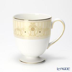 ウェッジウッド(Wedgwood) アレクサンドラ シャンパンゴールド マグカップ(リー)|le-noble