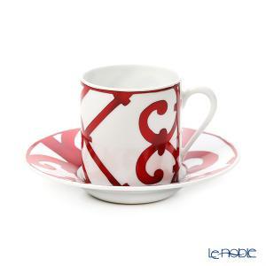 エルメス ガダルキヴィール コーヒーカップ&ソーサー 90ml|le-noble