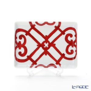 エルメス ガダルキヴィール 長方形皿 16×12cm 皿|le-noble