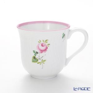 ヘレンド(Herend) ウィーンのバラ ピンク 01729-0-00 マグ 250cc|le-noble