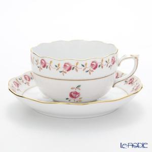ヘレンド(Herend) 薔薇の花飾り RGS 00724-...