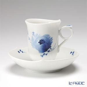 マイセン 青い花 614701/28582 コーヒーカップ&...