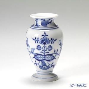 マイセン ブルーオニオン 花瓶 11cm