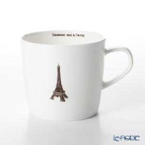 Nothing as Paris マグカップ 白 アウトドア キャンプ|le-noble