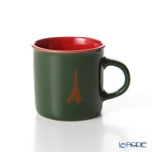 Nothing as Paris ミニマグカップ(緑/赤/オレンジ) アウトドア キャンプ|le-noble