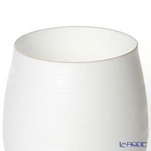 有田焼(やま平窯元 やまへい) エッグシェル Kaori 300cc ワイングラス|le-noble|03