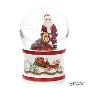 ビレロイ&ボッホ(Villeroy&Boch) クリスマストイズ スノードーム(L) 17cm 6642|le-noble