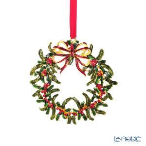 ビレロイ&ボッホ(Villeroy&Boch) クリスマストイズ オーナメント クリスマスリース 1...