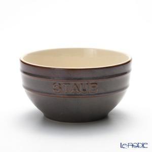 ストウブ(staub) ボウル(セラミック製) 14cm ビンテージカラー アンティークグレー|le-noble