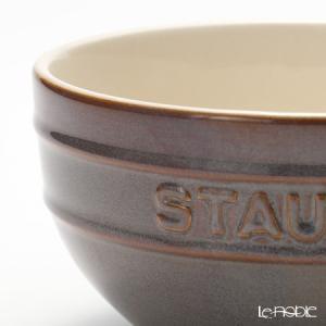 ストウブ(staub) ボウル(セラミック製) 14cm ビンテージカラー アンティークグレー|le-noble|03