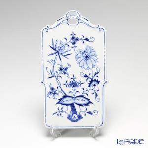 マイセンマーク「青い双剣」が器の図柄の中に、小さく描かれている-ブルーオニオン-シリーズ マイセン ...