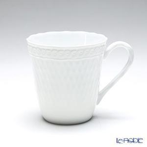 ノリタケ シェール ブラン マグカップ T94855/1655 白い器|le-noble