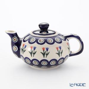 ポーリッシュポタリー(ポーランド陶器) ボレスワヴィエツ ティーポット 420ml 864/809|le-noble