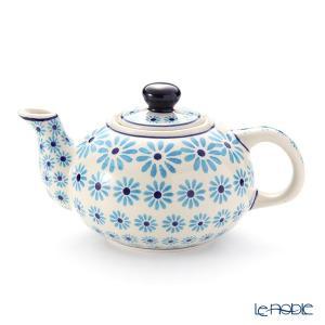 ポーリッシュポタリー(ポーランド陶器) ボレスワヴィエツ ティーポット 420ml 864/966|le-noble