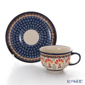 愛らしいデザインで人気のポーランド陶器 ポーリッシュポタリー ボレスワヴィエツ
