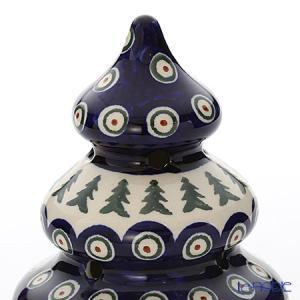 ポーリッシュポタリー(ポーランド陶器) ボレスワヴィエツ クリスマスツリー 14.6cm 1285/200|le-noble|03