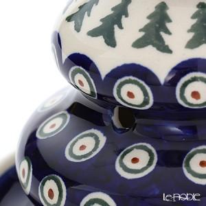 ポーリッシュポタリー(ポーランド陶器) ボレスワヴィエツ クリスマスツリー 14.6cm 1285/200|le-noble|04