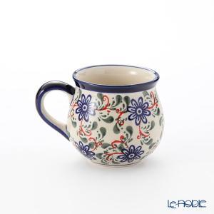ポーリッシュポタリー(ポーランド陶器) ボレスワヴィエツ マグ 220ml/8cm 1452/1197A|le-noble|02