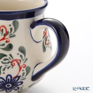 ポーリッシュポタリー(ポーランド陶器) ボレスワヴィエツ マグ 220ml/8cm 1452/1197A|le-noble|04