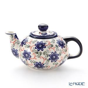 ポーリッシュポタリー(ポーランド陶器) ボレスワヴィエツ ティーポット 420ml 864/1197A|le-noble
