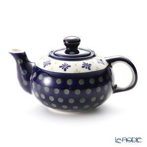 ポーリッシュポタリー(ポーランド陶器) ボレスワヴィエツ ティーポット 420ml 864/297A|le-noble