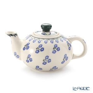 ポーリッシュポタリー(ポーランド陶器) ボレスワヴィエツ ティーポット 420ml 864/1171|le-noble