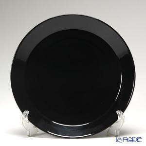 イッタラ(iittala) ティーマ ブラック プレート 26cm 北欧 le-noble