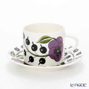 アラビア(ARABIA) パラティッシ パープル コーヒーカップ&ソーサー 180cc 北欧|le-noble