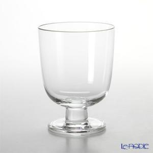 毎日使っても飽きず入れる飲み物を選ばない、綺麗に重ねられる脚付きグラス♪ イッタラ iittala ...