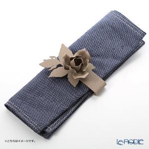 アルティ・エ・メスティエリ ローズブーケ ナプキンホルダー ベージュ 単品 鉄製