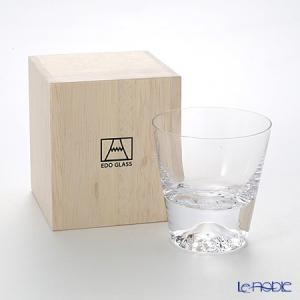 田島硝子 富士山グラス ロックグラス 270ml TG15-015-R 【田嶌】【Fujiグラス】 敬老の日|le-noble