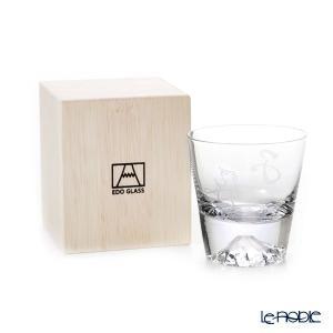 田島硝子 富士山グラス ロックグラス 270ml 干支 2020年 子 風呂敷付 【田嶌】【Fujiグラス】 敬老の日|le-noble
