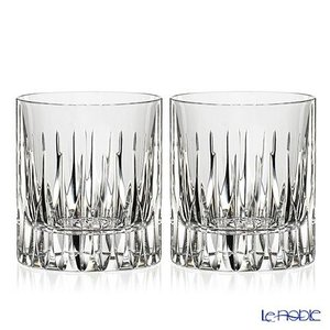 ダ・ヴィンチクリスタル プラト オールドファッション(L) 290cc ペア  グラス|le-noble