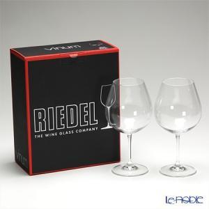 リーデル ヴィノム ブルゴーニュ 700cc 6416/7 ペア グラス