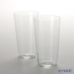 松徳硝子 うすはり タンブラー(S)(一口ビールグラス) ペア  グラス|le-noble|02