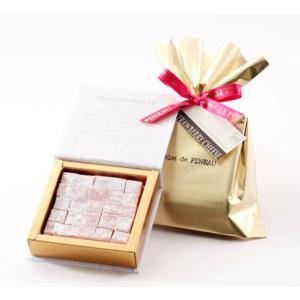 バレンタイン チョコレート ギフト 【ルピノ―】 ストロベリーレアチーズの生チョコレート le-pineau