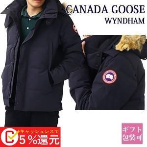 商品名:カナダグース CANADA GOOSE ダウン ジャケット メンズ ウィンダム パーカー ネ...