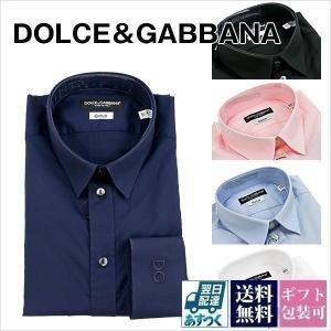 ドルチェ&ガッバーナ カッターシャツ ワイシャツ Yシャツ ...