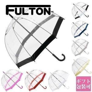 フルトン バードゲージ 傘 レディース 雨傘 長傘 かさ 鳥...