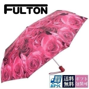 フルトン FULTON 傘 レディース 雨傘 折りたたみ傘 ...