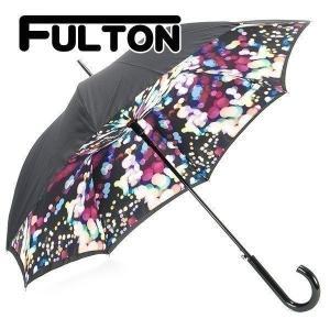 フルトン FULTON 傘 長傘 雨傘 ブルームズベリー デ...